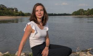 Angélique Huet réflexologue dans le pays d'Ancenis