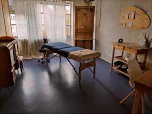 cabinet de réflexologie